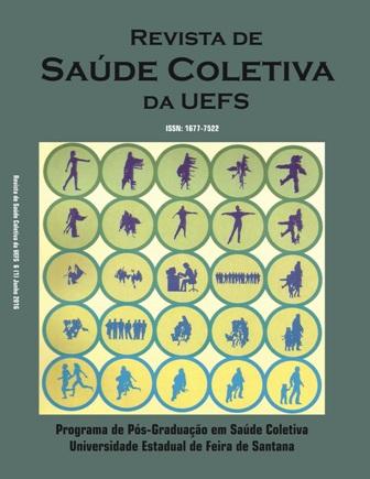 Revista de Saúde Coletiva da UEFS